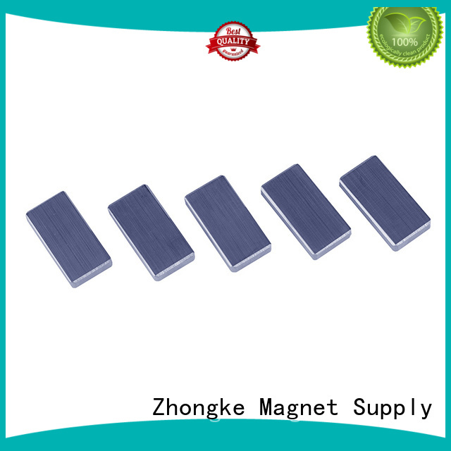Zhongke ferrite magnet manufacturer high working temperature for wholesale