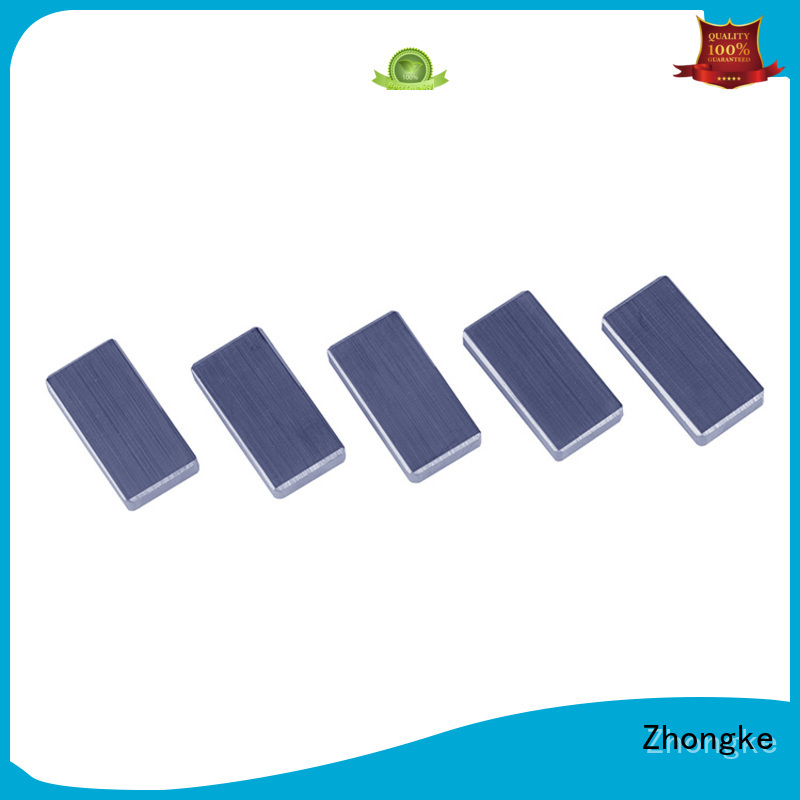 Zhongke ferrite magnet strong anti-magnetizing ability fast delivery