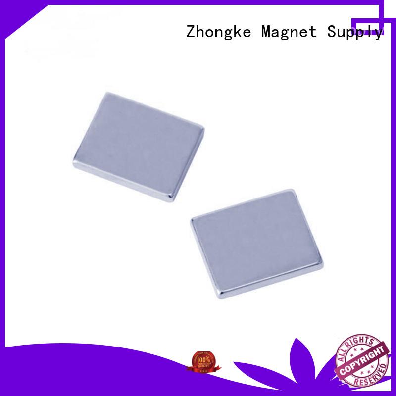 Zhongke custom neodymium magnet factory for loudspeakers