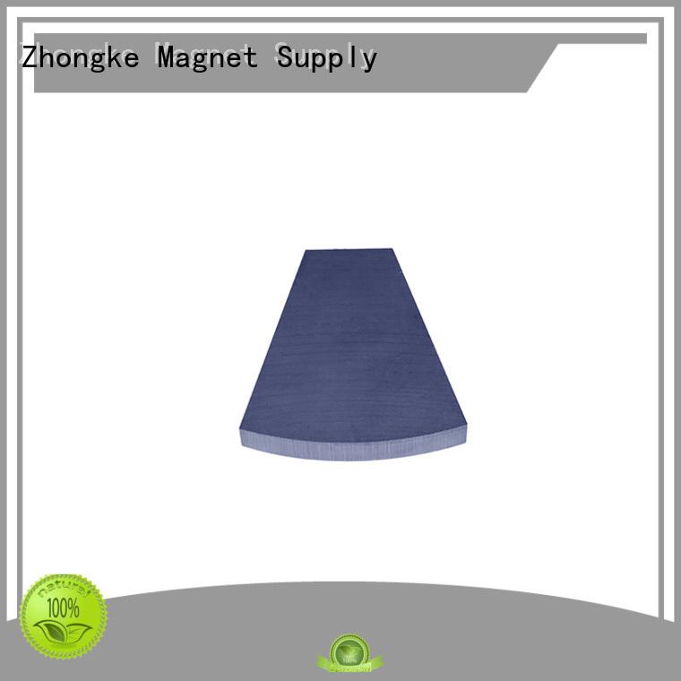 Zhongke ferrite magnet high working temperature factory direct
