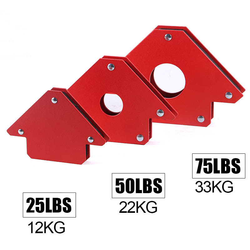 Arrow Ferrite Magnetic Soldering Angle Magnet Welding Magnet