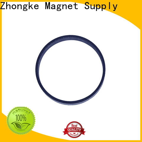 Zhongke ferrite magnet manufacturer strong anti-magnetizing ability for wholesale