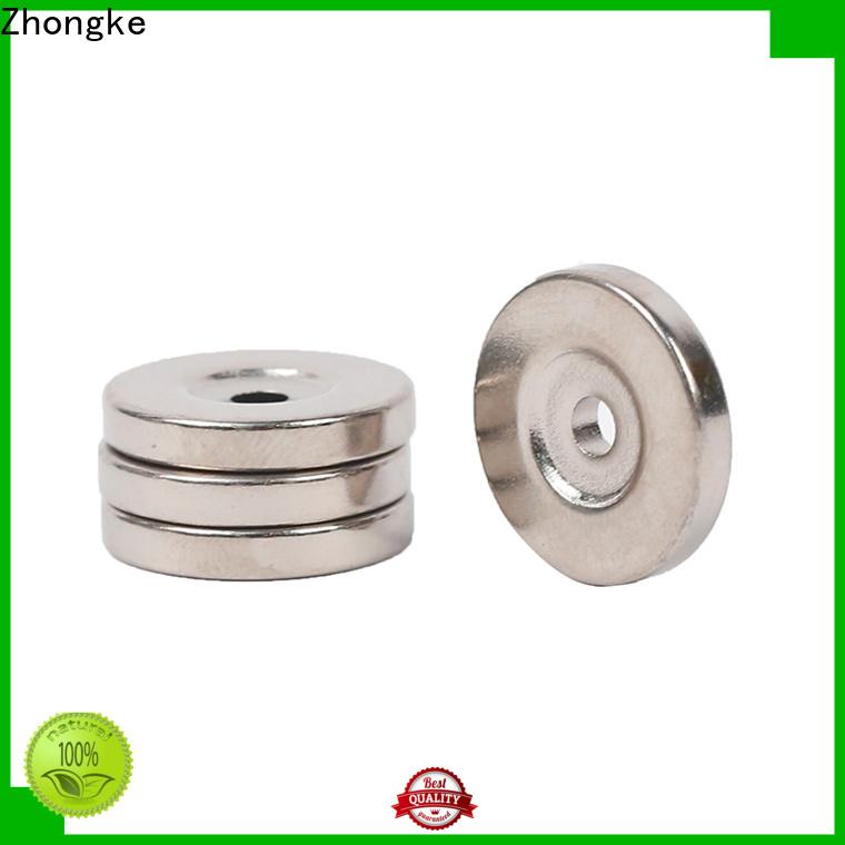 custom strong neodymium magnet manufaturer